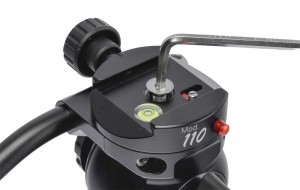 2-Way Tilt Head Mod. 510