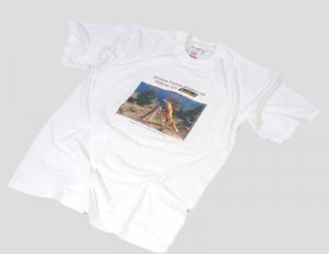 T-Shirt white - Picture 1
