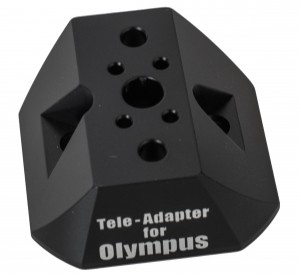 Tele-Adapter for Olympus Zuiko 2,8/90-250 mm - Picture 1
