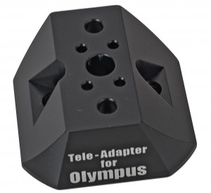 Tele-Adapter for Olympus Zuiko 2,8/300 mm - Picture 1