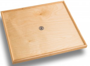 "Projector Tray 3/8"" - Picture 1"