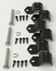 Tripod leg brackets Report - Picture 1