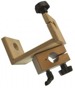 "Antenna Mounting for 25 mm/ 1"" centre columns and 22mm 0.86"" antenna - Picture 1"