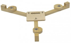 Tripod Spreader for EMV-Tripod Report 2022HL + 9023/3 - Picture 1