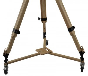 Folding Tripod Dolly from Ash wood