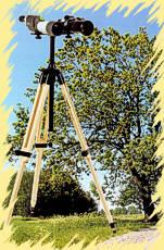 Holzstative von Berlebeach - Eine echte Alternative!